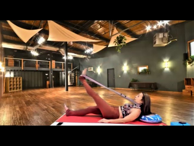 Yin Yoga for tired, tense , sore back, shoulders neck and hips
