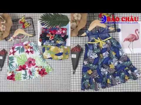 Mua quần áo trẻ em xuất khẩu giá sỉ tại Tp.hcm