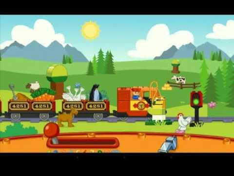 Видео Лего Игры Поездаиз YouTube · Длительность: 1 мин35 с