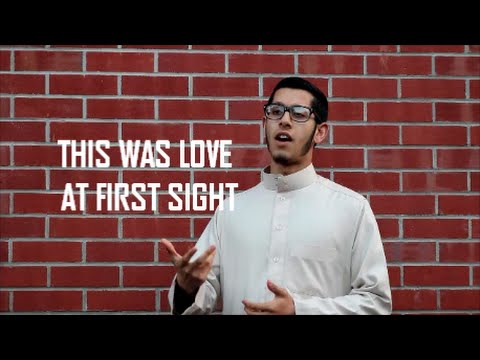 LOVE AT FIRST SIGHT (SPOKEN WORD)