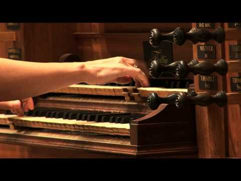 Kimberly Marshall performs Ernst-Bach at AGO national convention - YouTube