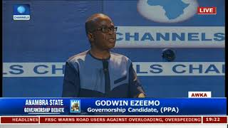 Anambra Governorship Debate Pt 2