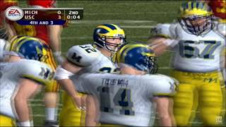 NCAA Football 2004 PS2 Gameplay HD