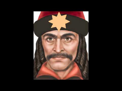 The Face of Vlad III the Impaler (Photoshop Reconstruction)
