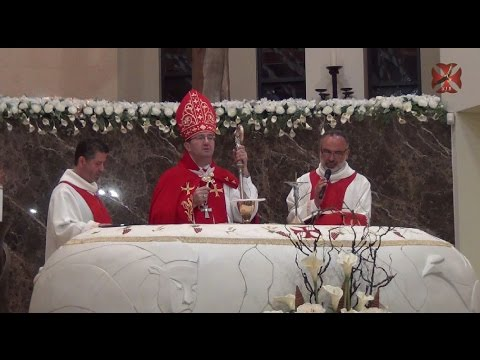 St John the Beloved Mt Druitt Feast Day English Mass 2015