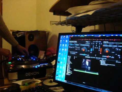 Denon DN-S3700 + Virtual DJ on Midi Mode