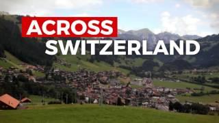 Bike Switzerland's Four Itineraries.