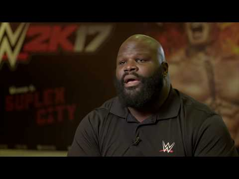 Myles Meets Mark Henry