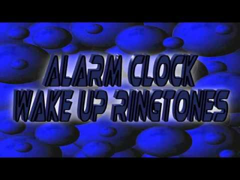 Alarm Clock Wake Up Ringtones