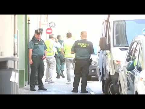 Una macroperación en Lugo que llamó la atención en toda la ciudad