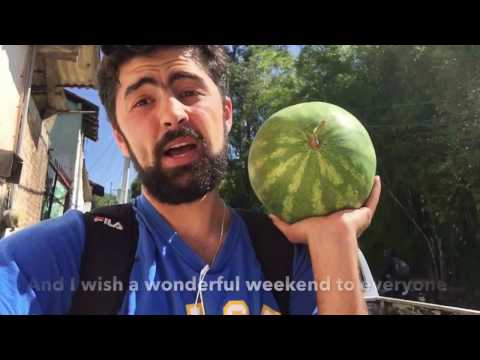 #6-How to learn Uzbek with Fun-Square & Fruit Paradise
