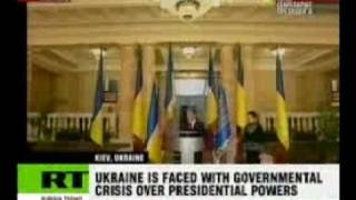 Crisis in Ukraine: Coalition on the rocks again.Read More