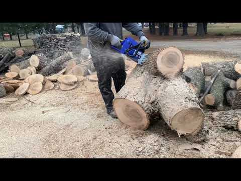 Day 5: Tuning A Chainsaw For Break-In Farmertec G660