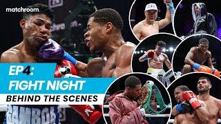 Fight Night | Devin Haney vs Yuriorkis Gamboa plus undercard (Behind The Scenes)