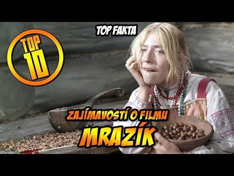 TOP 10 - faktů o filmu MRAZÍK