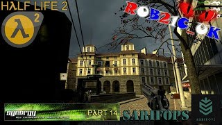 SARIFOPs: Half Life 2 - Synergy Multiplayer Mod (Part 14) - 12/06/2016