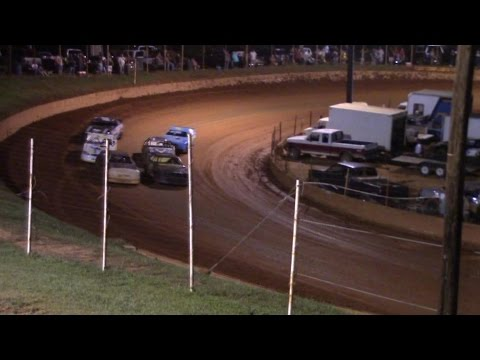Winder Barrow Speedway Advanced Four Cylinders Feature