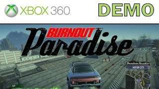 Burnout Paradise Xbox 360 Demo (Xbox Live Download)