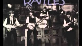 The Rattles (Die Rattles) - full vinyl album