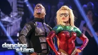DWTS Season 19 - Alfonso and Witney Cha Cha