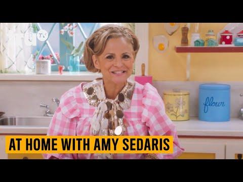 Amy Sedaris, Susan Sarandon spar over cupcakes in At Home with Amy Sedaris clip