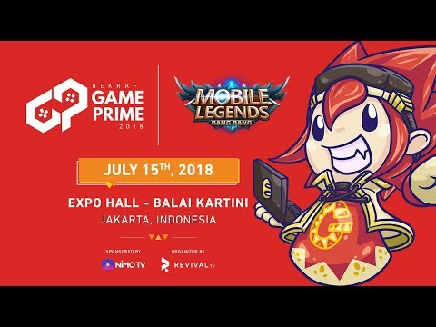 Part 3 - AEROWOLF vs RRQ - GRANDFINAL BO5 | BEKRAF Game Prime 2018 - MLBB PRO TOURNAMENT