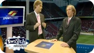 Sportschau: Delling vs. Netzer – Hassliebe