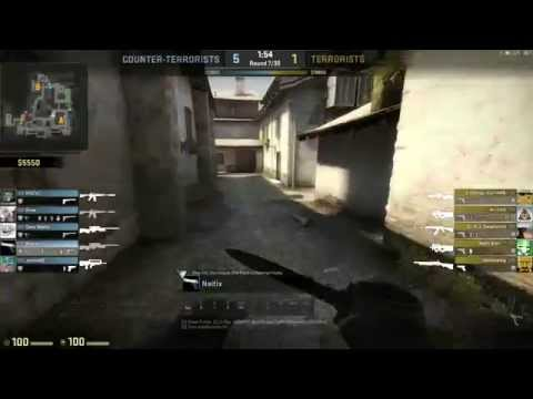 CS:GO - Chicken saves my life