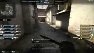 CS:GO - Chicken saves my life