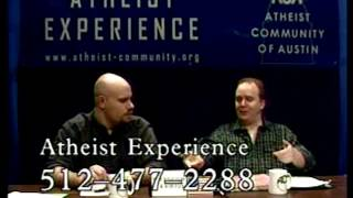 Martin on Gay Marriage | Atheist Experience 331