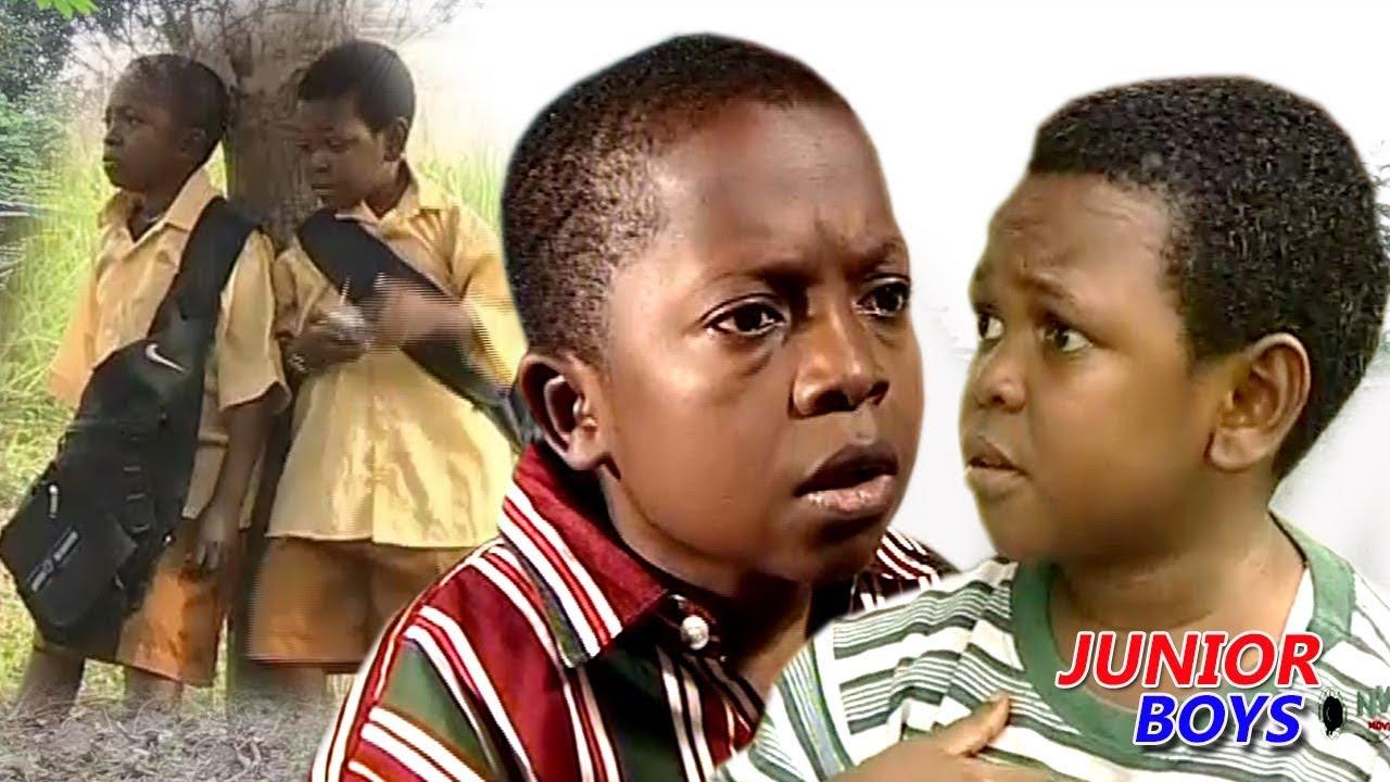 Download Junior Boys 2 - Aki And Pawpaw 2018 Nigerian Nollywood Comedy Movie Full HD