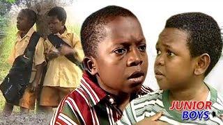 Junior Boys 2 - Aki And Pawpaw 2018 Nigerian Nollywood Comedy Movie Full HD