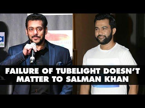 Ali Abbas Zafar: Failure of Tubelight Doesn't Matter to Salman Khan | SpotboyE