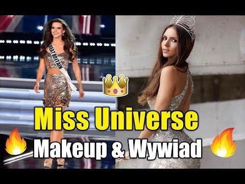 NAJPIĘKNIEJSZA POLKA W UK - Miss Universe GB 2017, ANNA BURDZY - WYWIAD - SEKRETY - MAKIJAŻ