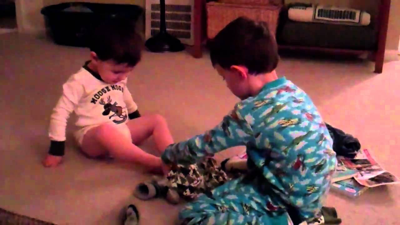 Bedtime - Getting kids ready for bed - YouTube