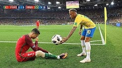 Wie Ronaldo und Neymar zu Freunden wurden.