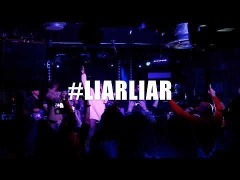Liar Liar - Live crowd singalong at Brixton Jamm