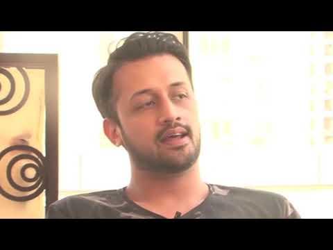 Atif Aslam Singing Without Music - Zindagi Aa Raha Hoon Main