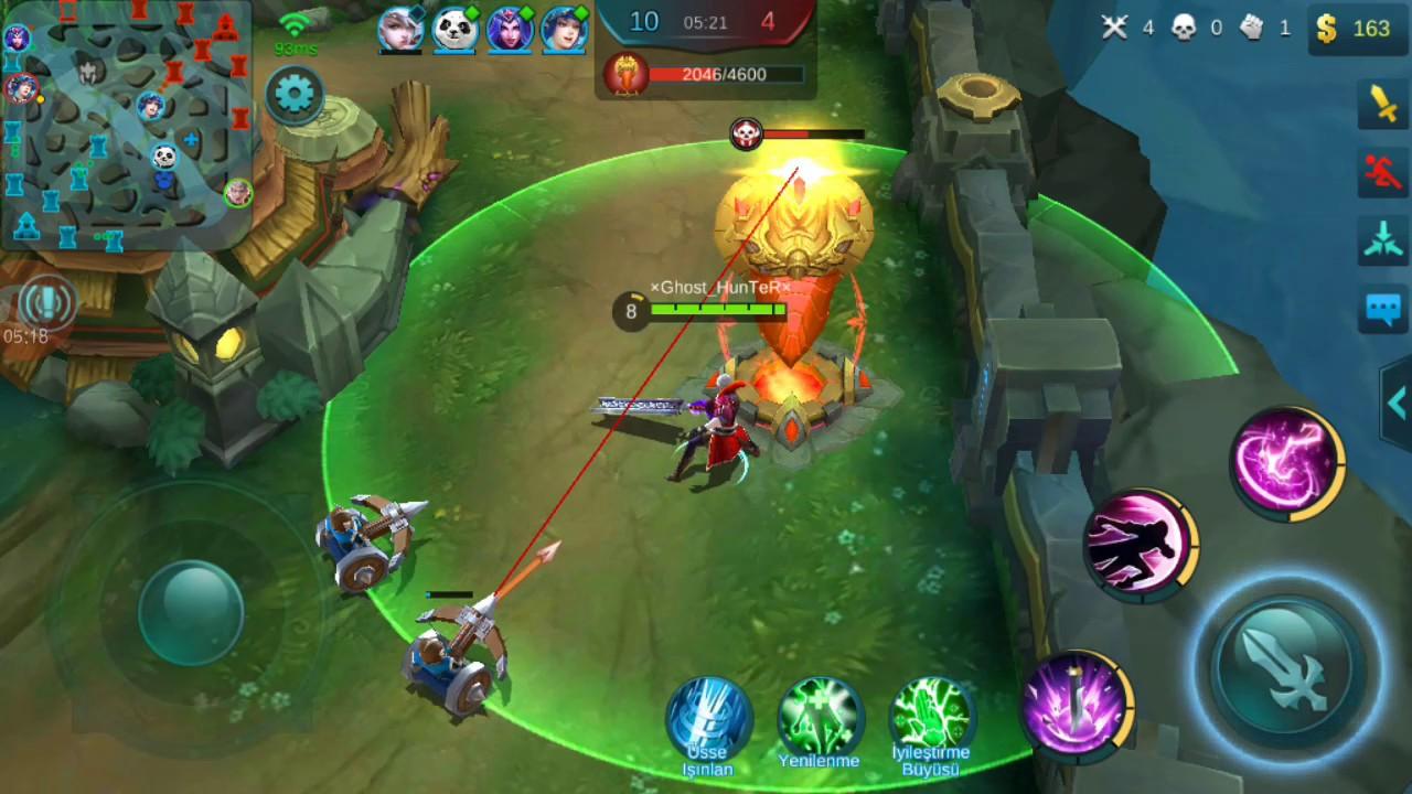 mobile legends | oyunun en iyi karakteri