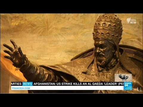 France24. Treaty Of Rome, 60 Years. (Pope Lording European Continent.)