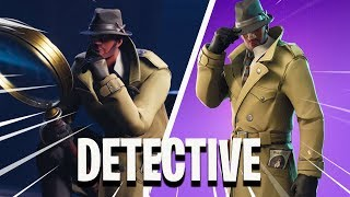 [LIVE] NIEUWE DETECTIVE SKIN!? - Fortnite: Battle Royale Nederlands