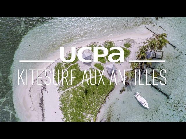 Les séjours Kitesurf UCPA aux Antilles (Martinique & Guadeloupe)