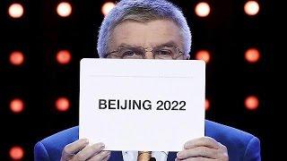 Пекин выиграл выборы столицы зимней Олимпиады-2022
