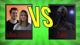 Блогеры против Зомби. Hoffman и CHERKASOVCLUB