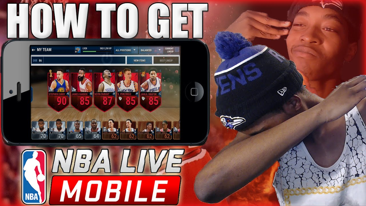 nba mobile live hack no survey