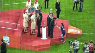 Japan v USA (Award Ceremony 1/2) - FIFA Women