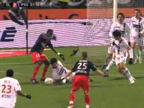 Lyon - PSG 2007/2008 (j30 L1 24/03/08)