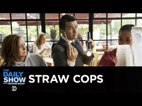 Emily - Sky Is In Fact A Straw Cop And I Was Busted and Straw Shamed!