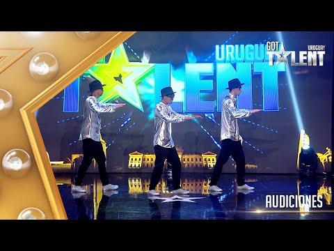 ¡Latieron al rítmo de la música! MEKANIC BOYS bailaron POPPING
