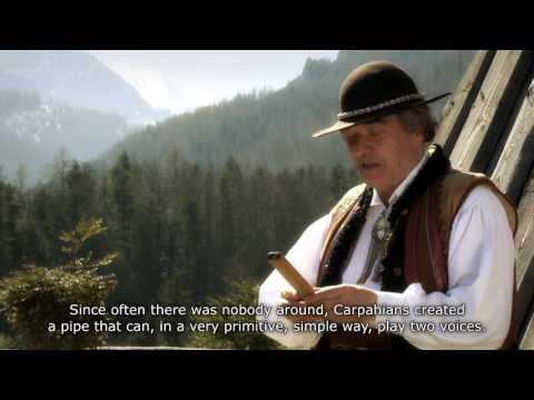 """""""Instruments with Soul"""", Ep. 7 – Podhale pipe"""